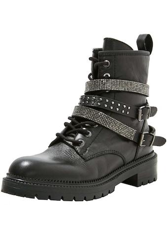 INUOVO Schnürstiefelette »Leder« kaufen