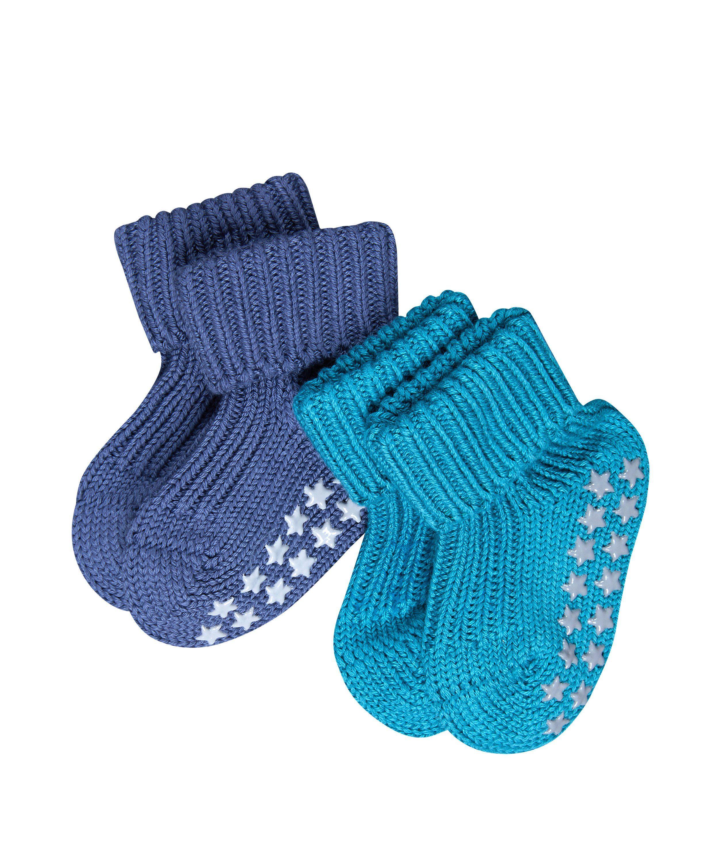 FALKE Socken Cotton Catspads 2-Pack (2 Paar)