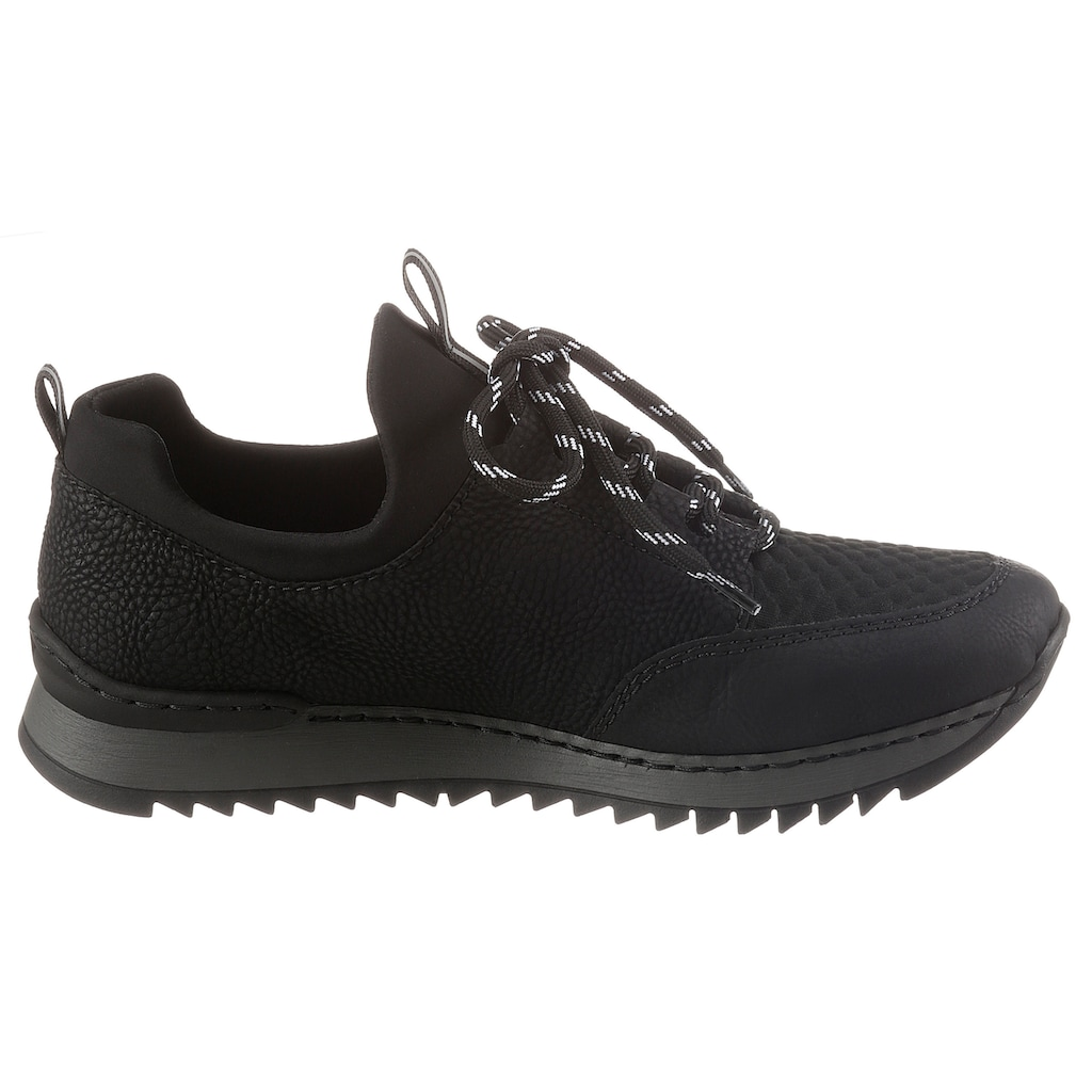 Rieker Slip-On Sneaker, zum Schlupfen