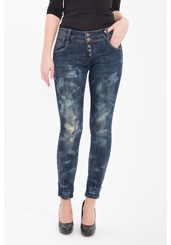 Blue Monkey Slim - fit - Jeans »Marie 1610« kaufen