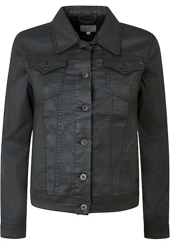 Pepe Jeans Jeansjacke »THRIFT«, mit aufgesetzten Brusttaschen und vielen Teilungsnähten kaufen
