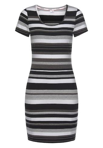 KangaROOS Shirtkleid, im modischen Streifen-Design kaufen