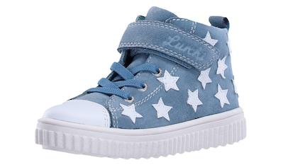 Lurchi Sneaker »Yeliz mit Weiten Messsystem: normal«, mit Klettriegel kaufen
