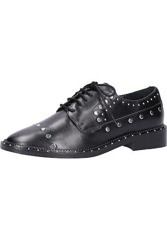 Bronx Schnürschuh »Leder« kaufen