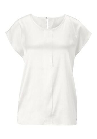 Bluse in Satin - Ware kaufen