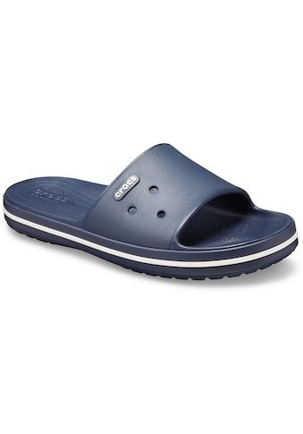 Crocs Badepantolette »Crocband 3 Slide« kaufen