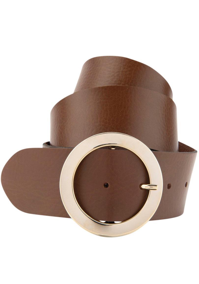 bernd götz - BERND GÖTZ Ledergürtel, mit toller Breite und cooler Schließe