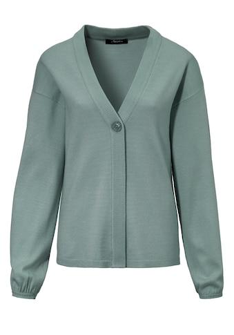 Aniston CASUAL Bolero, mit 1 Knopf zu schließen - NEUE KOLLEKTION kaufen