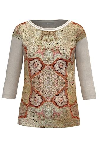 bianca 3/4-Arm-Shirt »JULIE«, im angesagten Paisley-Print kaufen