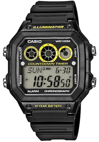 Casio Collection Chronograph »AE-1300WH-1AVEF« kaufen