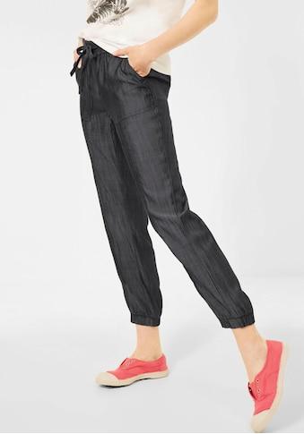 Cecil Jogger Pants »Chelsea«, mit aufgesetzten Taschen kaufen