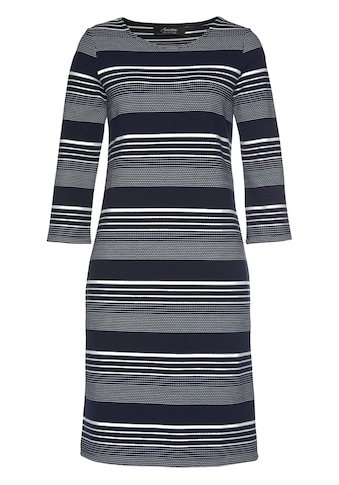 Aniston SELECTED Jerseykleid, im edlen Streifen-Dessin kaufen