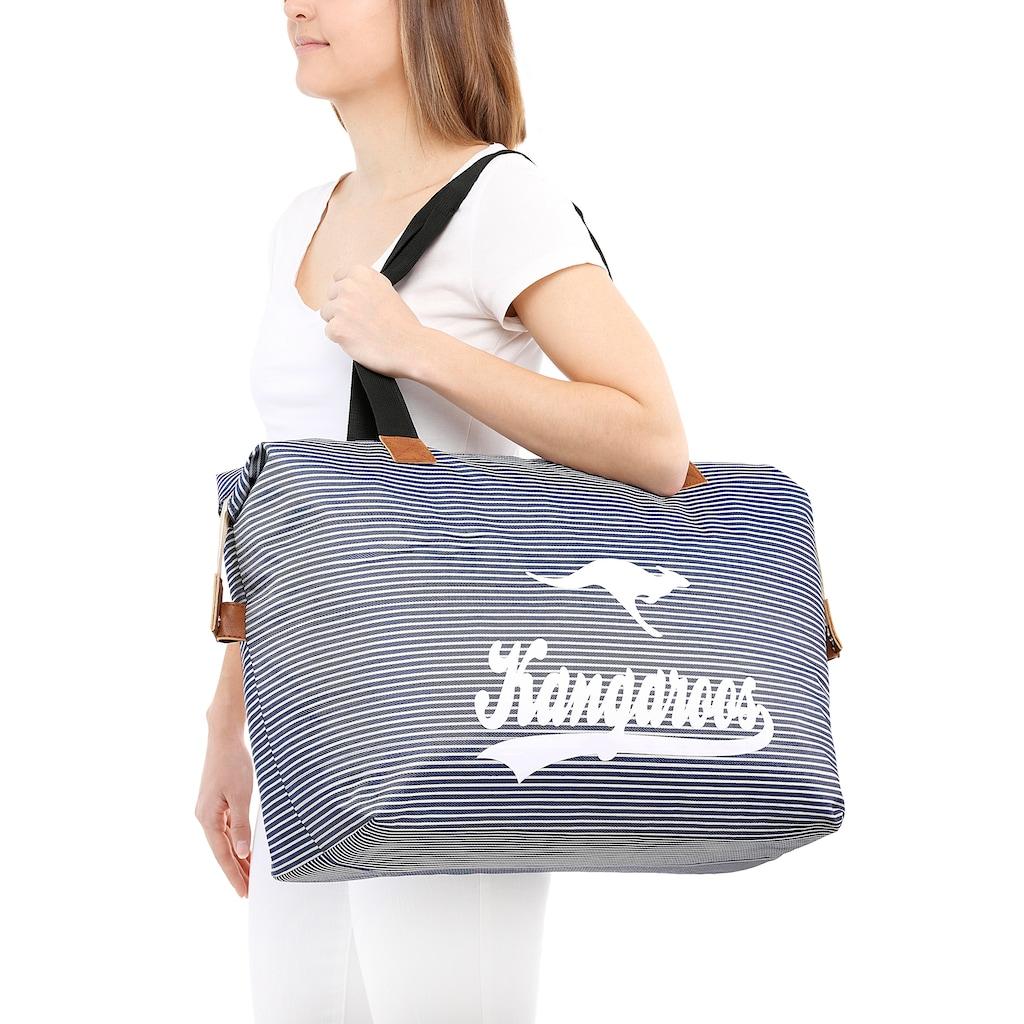 KangaROOS Shopper, mit viel Stauraum