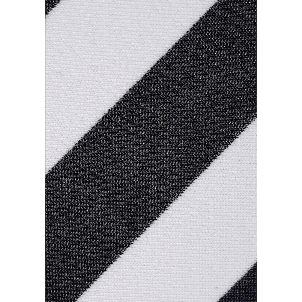 LASCANA Badeanzug »Scandal«, im Streifen-Design