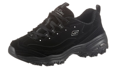 Skechers Sneaker »D'LITES PLAY ON«, mit Air Cooled Memory Foam kaufen