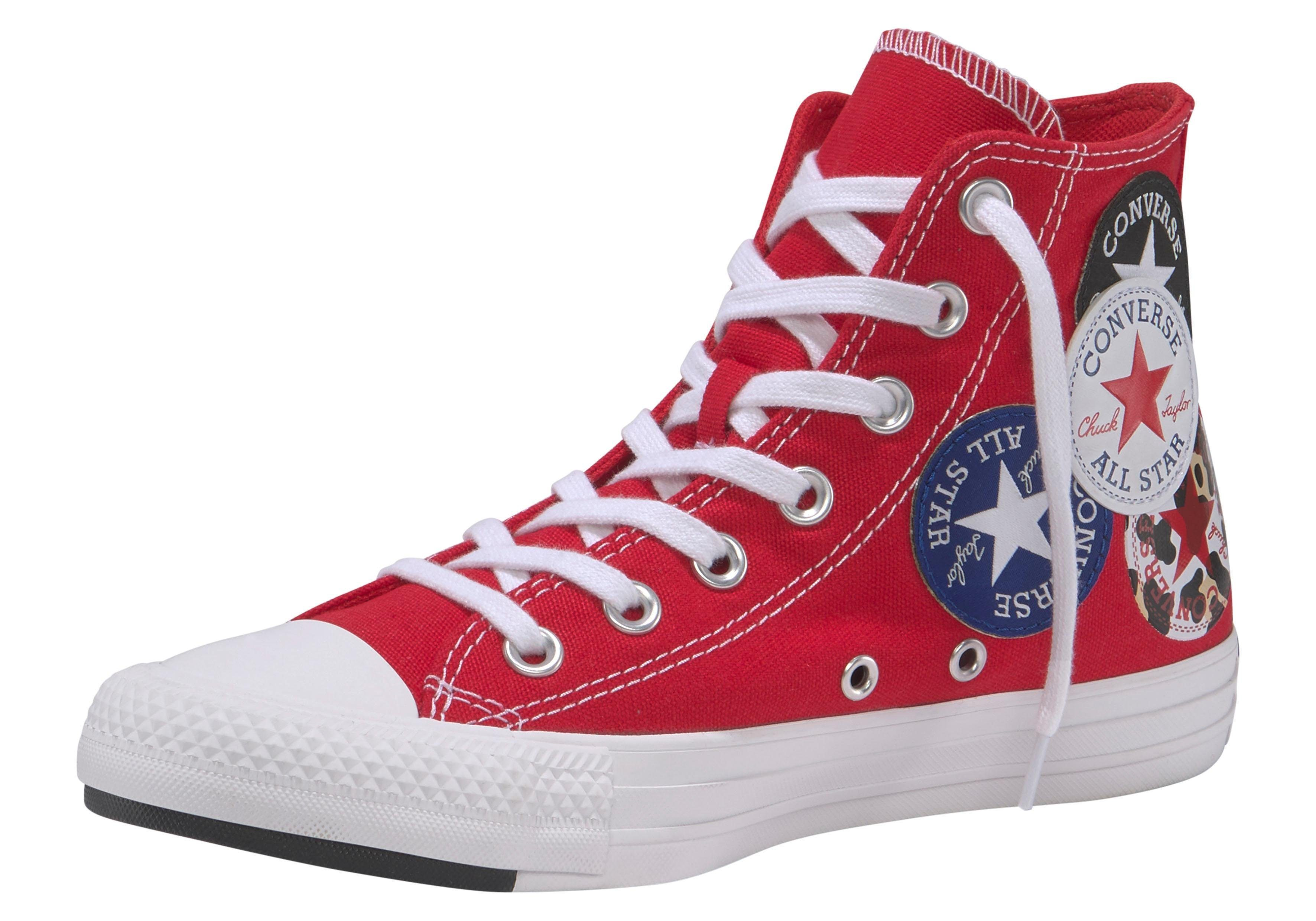 Converse Sneaker Chuck Taylor All Star Hi Twisted