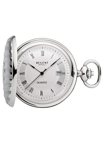 Regent Taschenuhr »11380104 - P442« (Set, 2 tlg.) kaufen