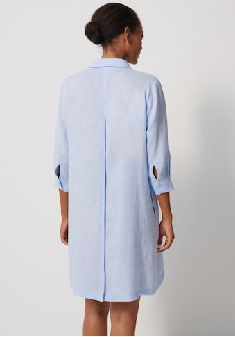 someday Hemdblusenkleid »Quini«, mit Kellerfalte im Rücken kaufen