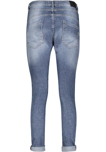 Please Jeans Boyfriend-Jeans »P 78A«, Original Boyfriend Cut mit Destroyed Effekten kaufen