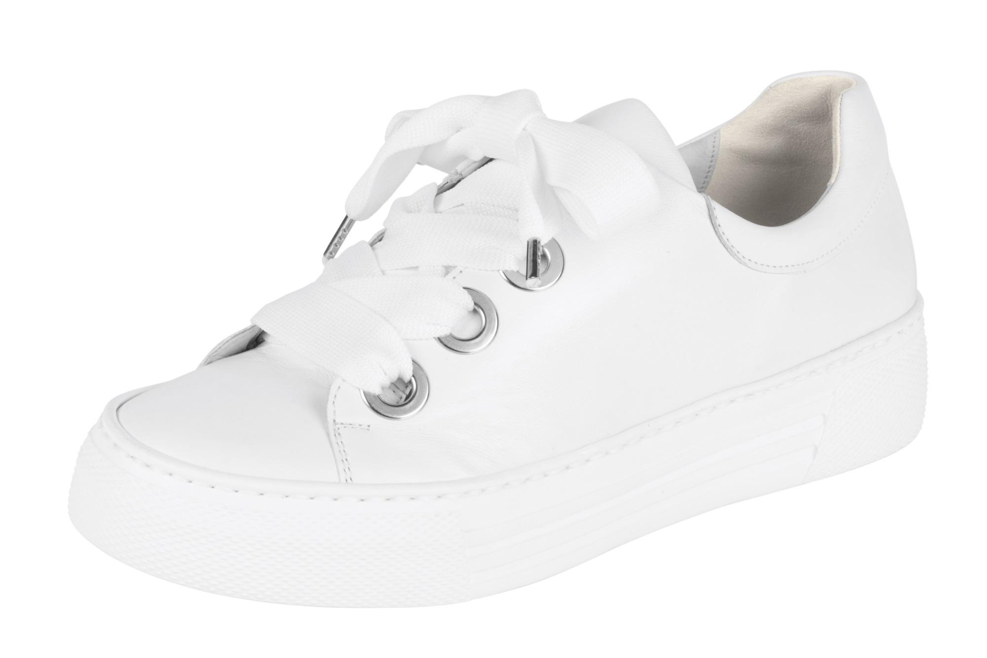 san francisco 3c45c 825dd GABOR Sneaker mit breiten Schnürsenkeln