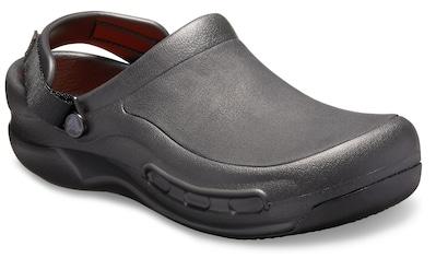 Crocs Berufsschuh »Bistro Pro LiteRide™ Clog«, mit antirutsch Laufsohle kaufen