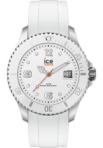 ice-watch Quarzuhr »ICE steel, 017663« kaufen