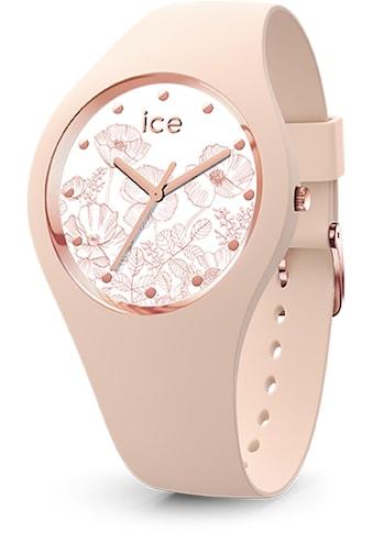 ice - watch Quarzuhr »ICE flower  -  Spring nude  -  Small  -  3H, 16663« kaufen