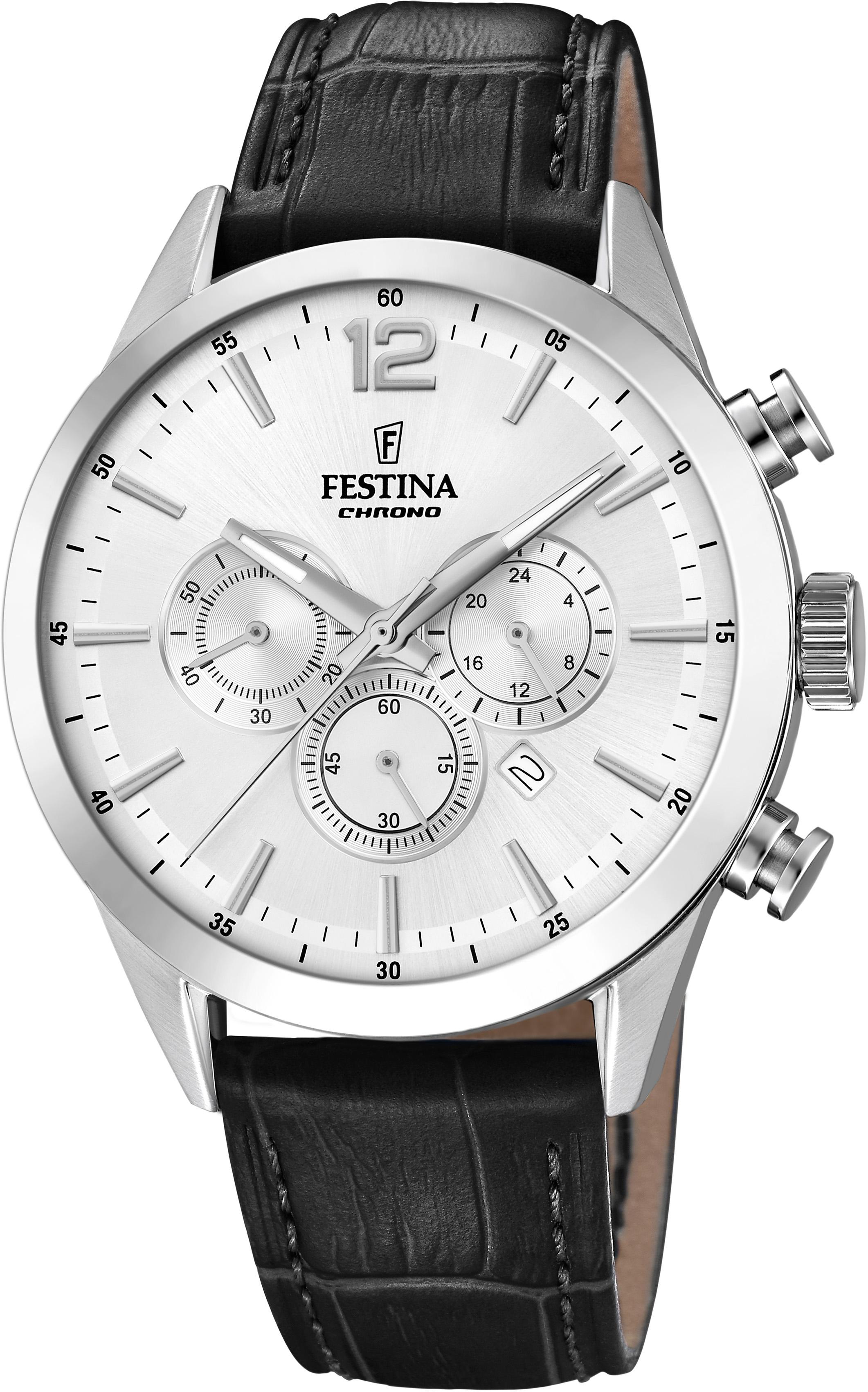 festina -  Chronograph Timeless Chronograph, F20542/1