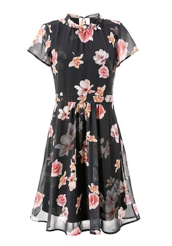 Aniston SELECTED Sommerkleid, mit eingelegten Falten - NEUE KOLLEKTION kaufen