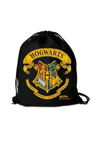 LOGOSHIRT Turnbeutel, mit Hogwarts-Wappen kaufen