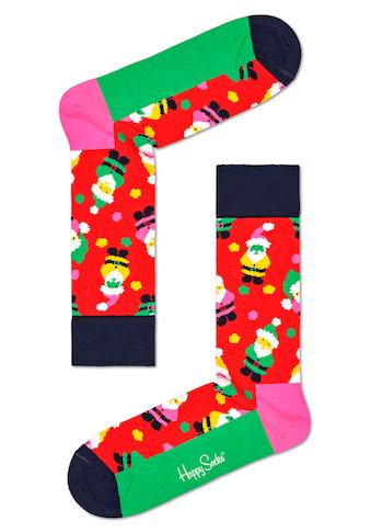 Happy Socks Socken Santa kaufen