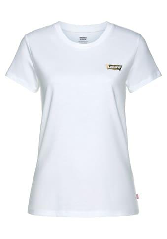 Levi's® Rundhalsshirt »The perfect Tee« kaufen