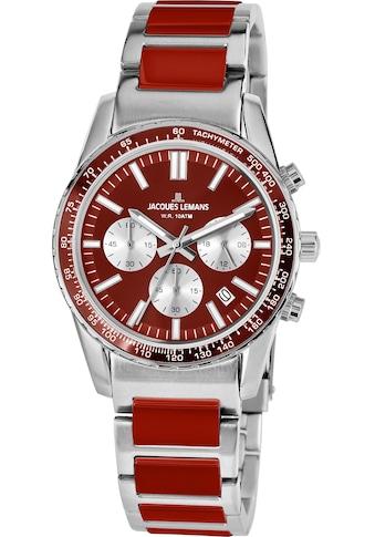 Jacques Lemans Chronograph »Liverpool, 1-2059K« kaufen