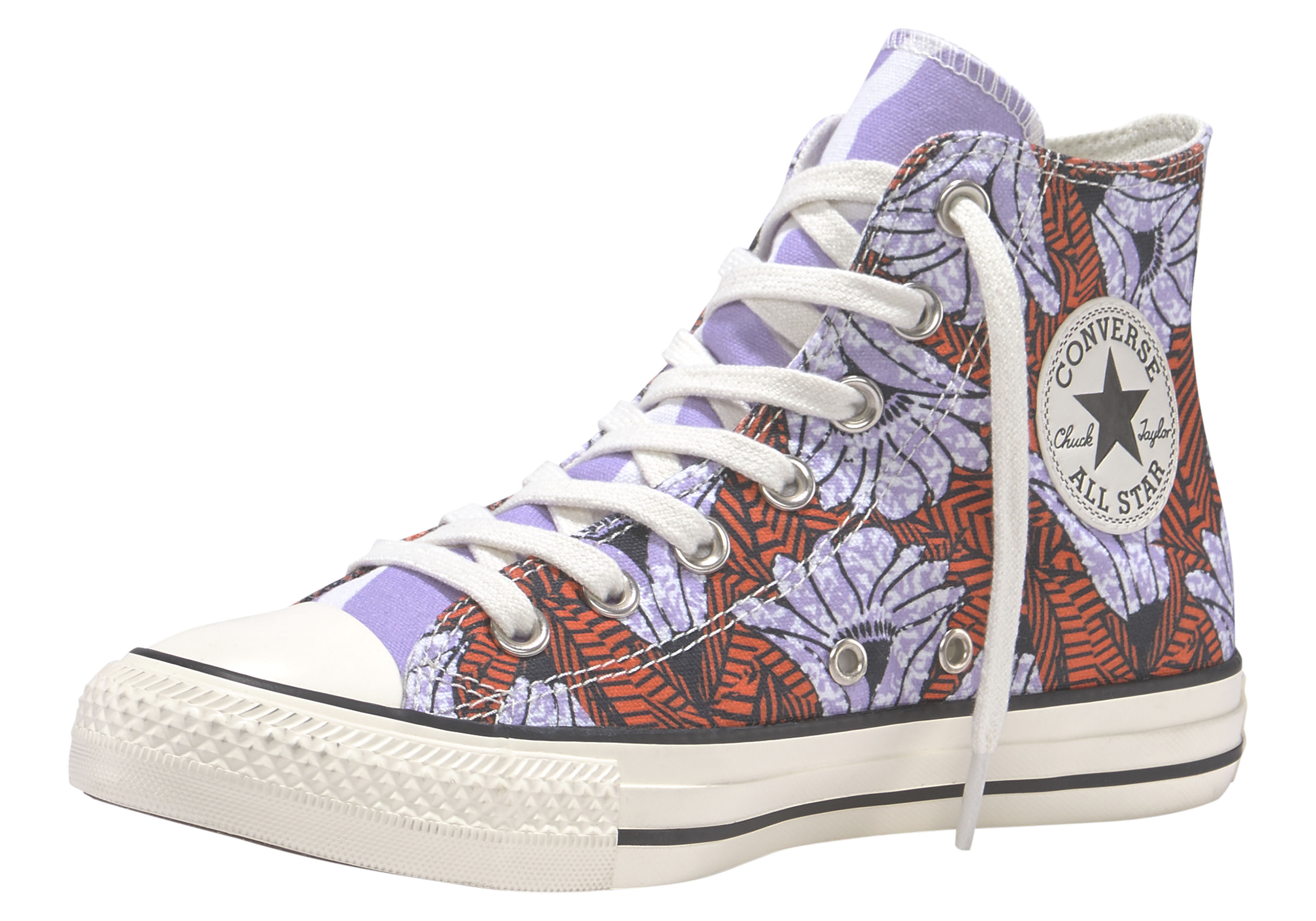 Converse Sneaker Chuck Taylor All Star Hi Twisted Summer