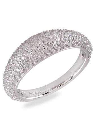 VILMAS Silberring »Small Drop, 4028146661066, 73, 80«, mit Zirkonia kaufen