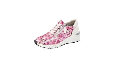 Liva Loop Sneaker, mit Ristschnürung und seitlicher Reißverschluss kaufen