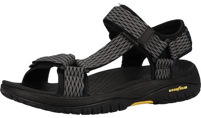 Skechers Sandale »Textil« kaufen