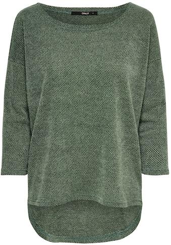 Only Rundhalsshirt »ONLALBA« kaufen