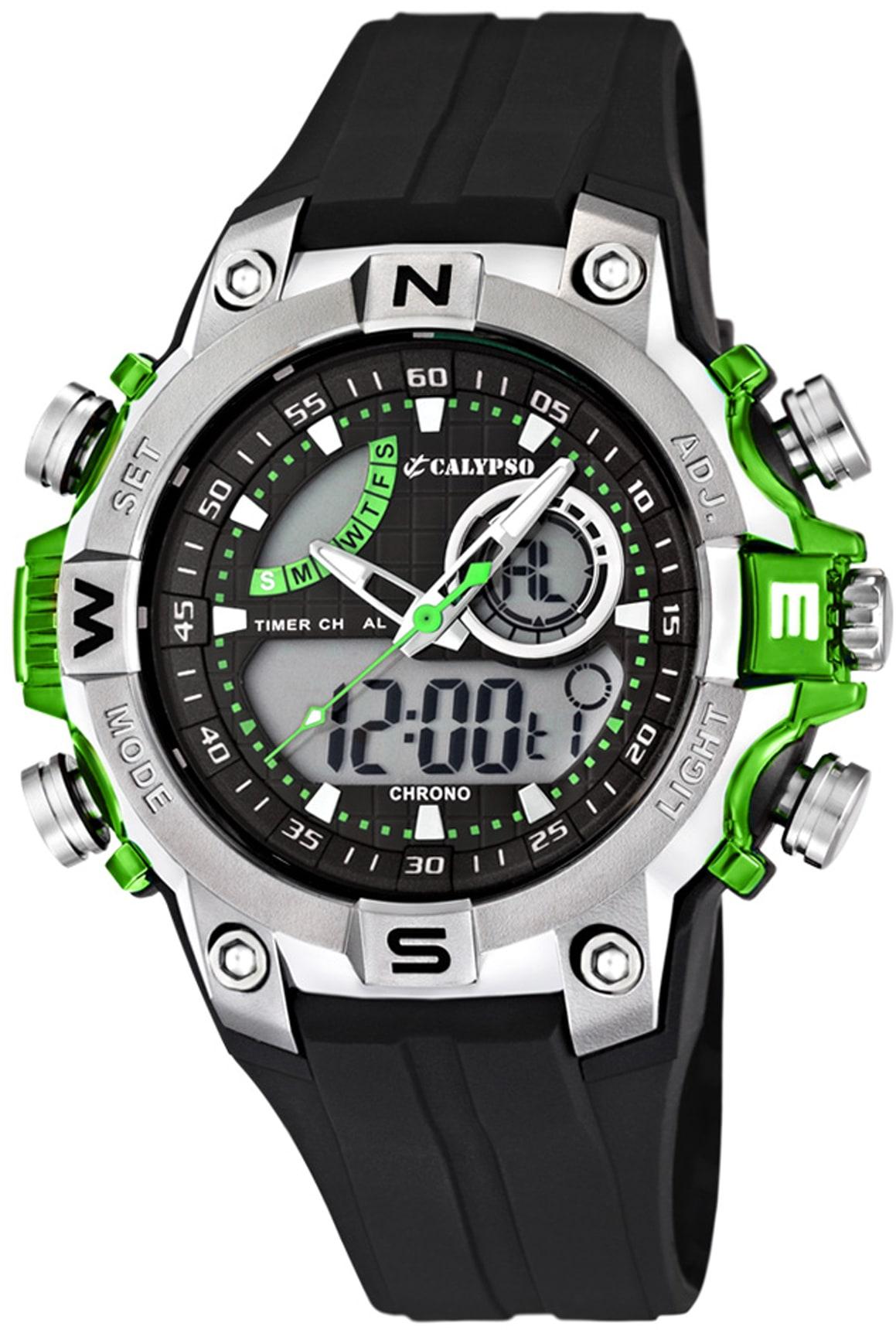 calypso watches -  Chronograph X-Trem, K5586/3