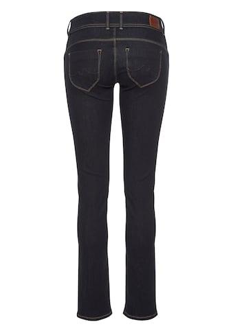 Pepe Jeans Slim-fit-Jeans »NEW BROOKE«, mit 1-Knopf Bund und Reißverschlusstasche kaufen