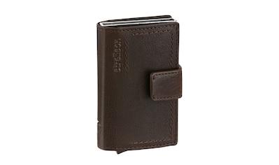 Strellson Kartenetui »norton c-two e-cage sv8f«, aus hochwertigem Leder kaufen