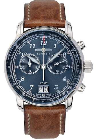 ZEPPELIN Chronograph »LZ 127, Airline Bordshop Edition, 8684-3_AIR« kaufen