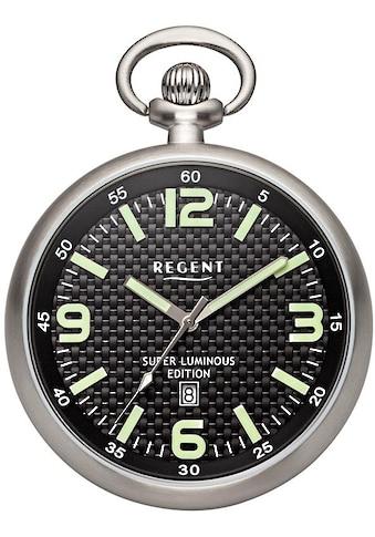 Regent Taschenuhr »P331« (Set, 2 tlg.) kaufen