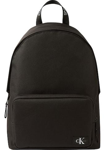 Calvin Klein Jeans Cityrucksack, mit Logo Patch auf der Vorderseite kaufen