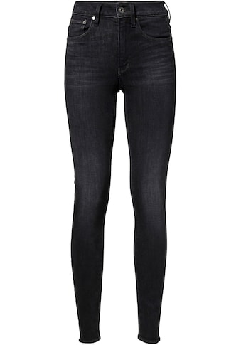 G-Star RAW Skinny-fit-Jeans »3301 High Skinny«, in High-Waist-Form kaufen