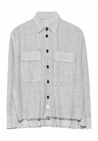 Herrlicher Klassische Bluse »Lash«, in angenehmem Schnitt kaufen