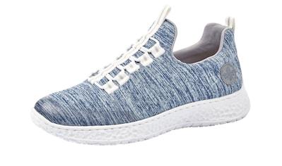 Rieker Slip-On Sneaker, in melierter Optik kaufen