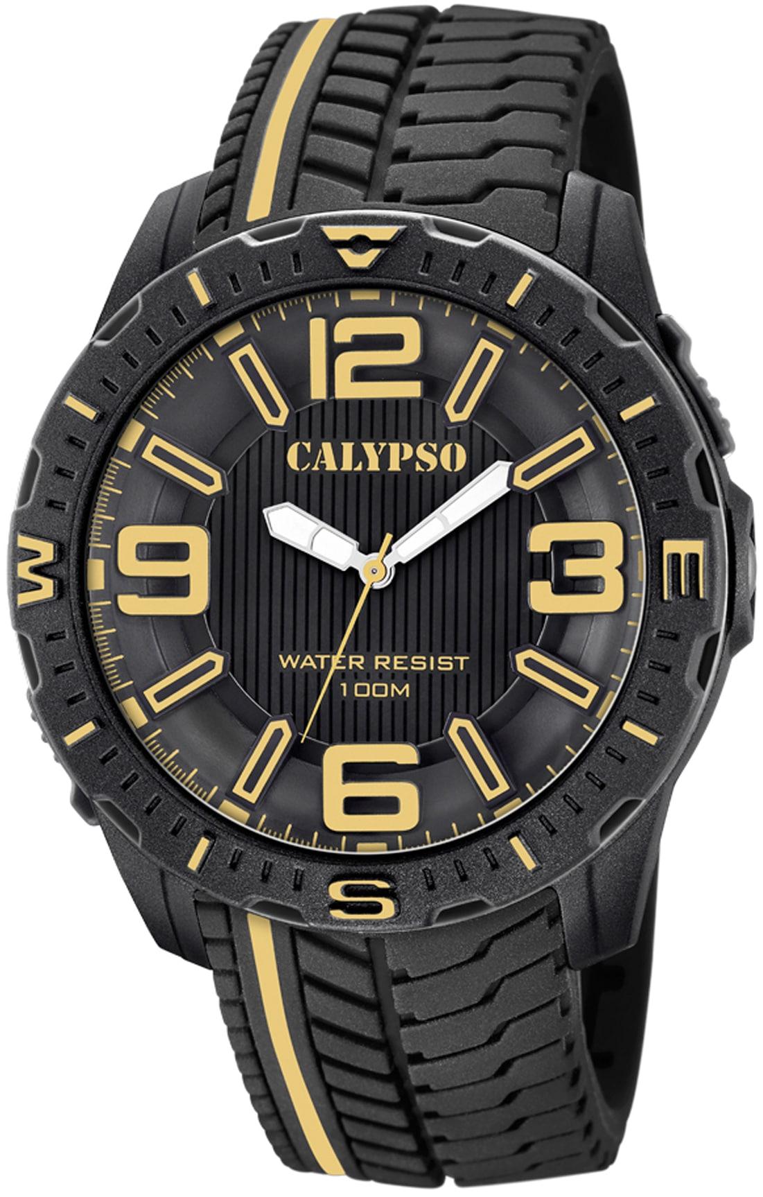 calypso watches -  Quarzuhr Street Style, K5762/6