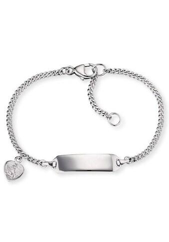 Herzengel Silberarmband »Angeli Herz, HEB-ID-ANGELI-HEART« kaufen