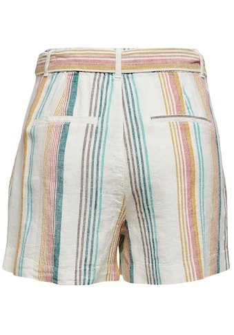 Only Shorts »ONLLEIA-OHIO«, mit Leinen kaufen